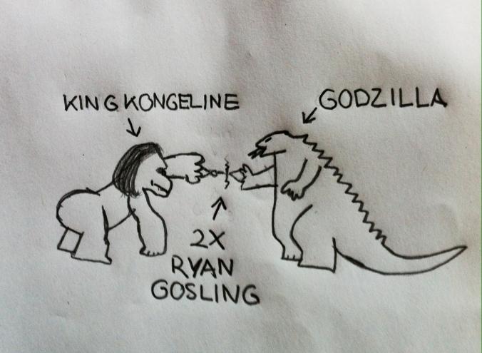 Ryan Gosling geht entzwei